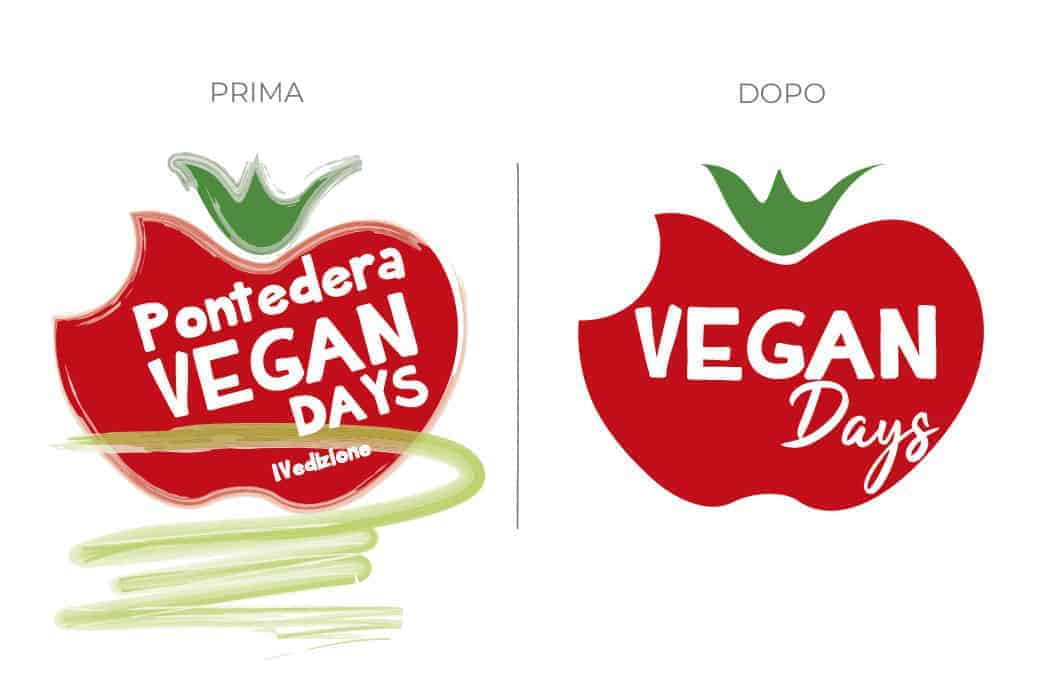 Restyling Logo Vegan Days