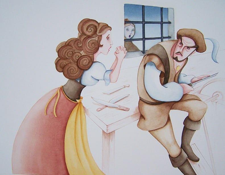 Rigoletto Illustrazione