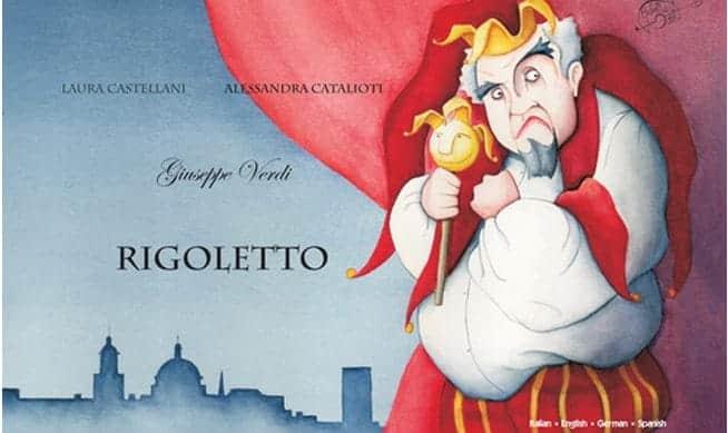 Rigoletto Copertina