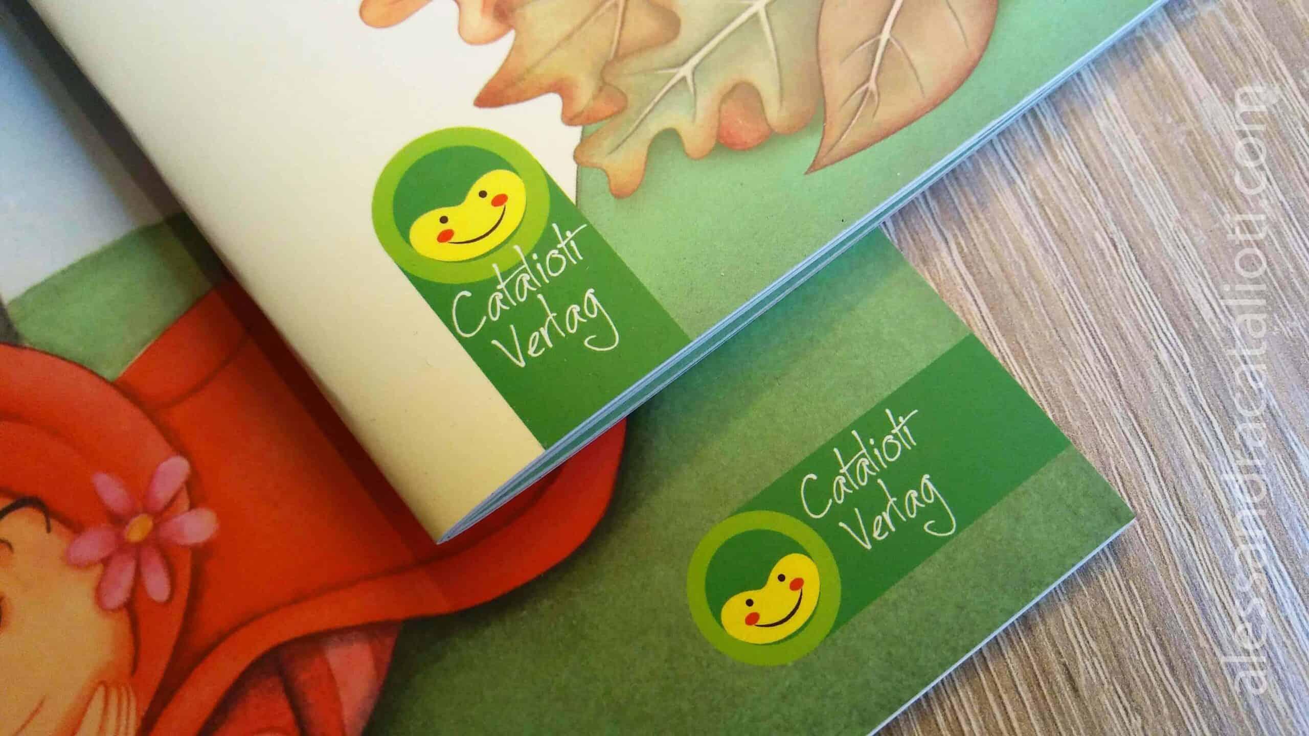 Logo Design Catalioti Verlag
