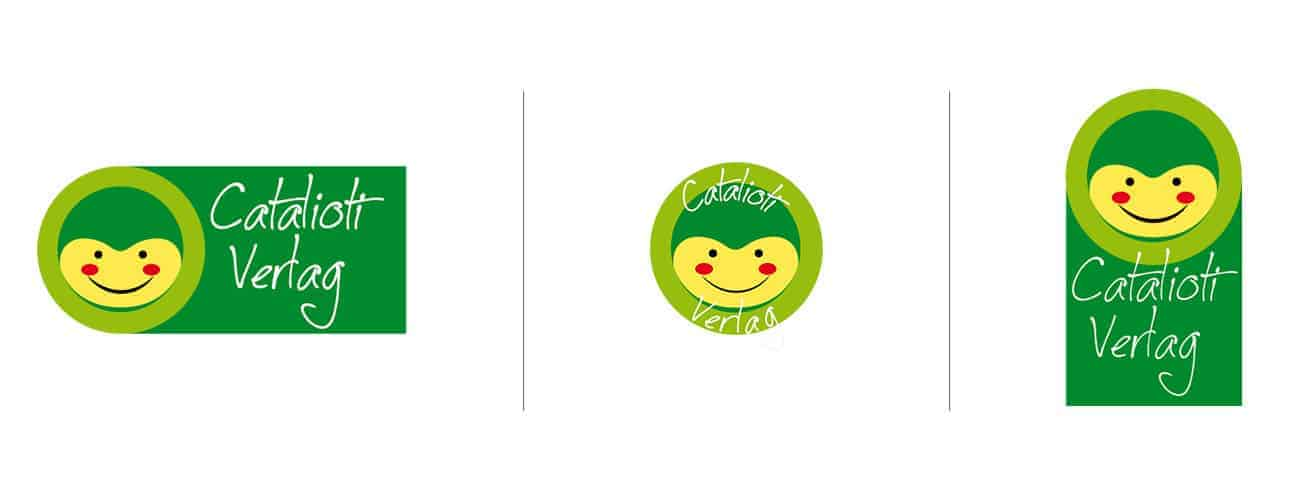 Logo designing Catalioti Verlag