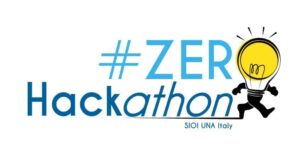 LOGO designed for #ZEROHackathon