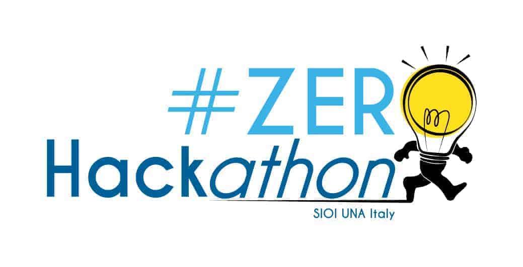 Logo realizzato per #ZEROHackathon