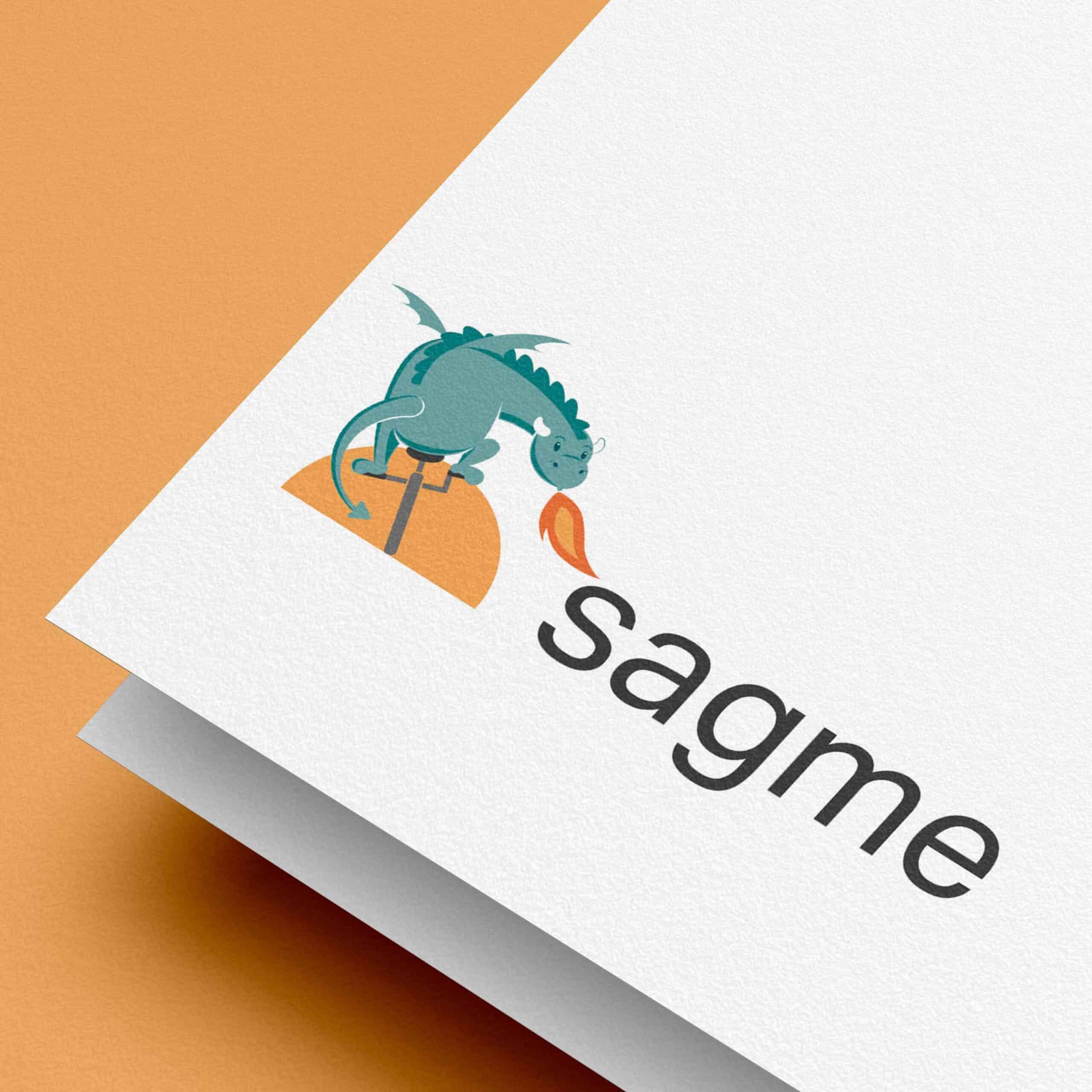 Logo Design for the company SagMe