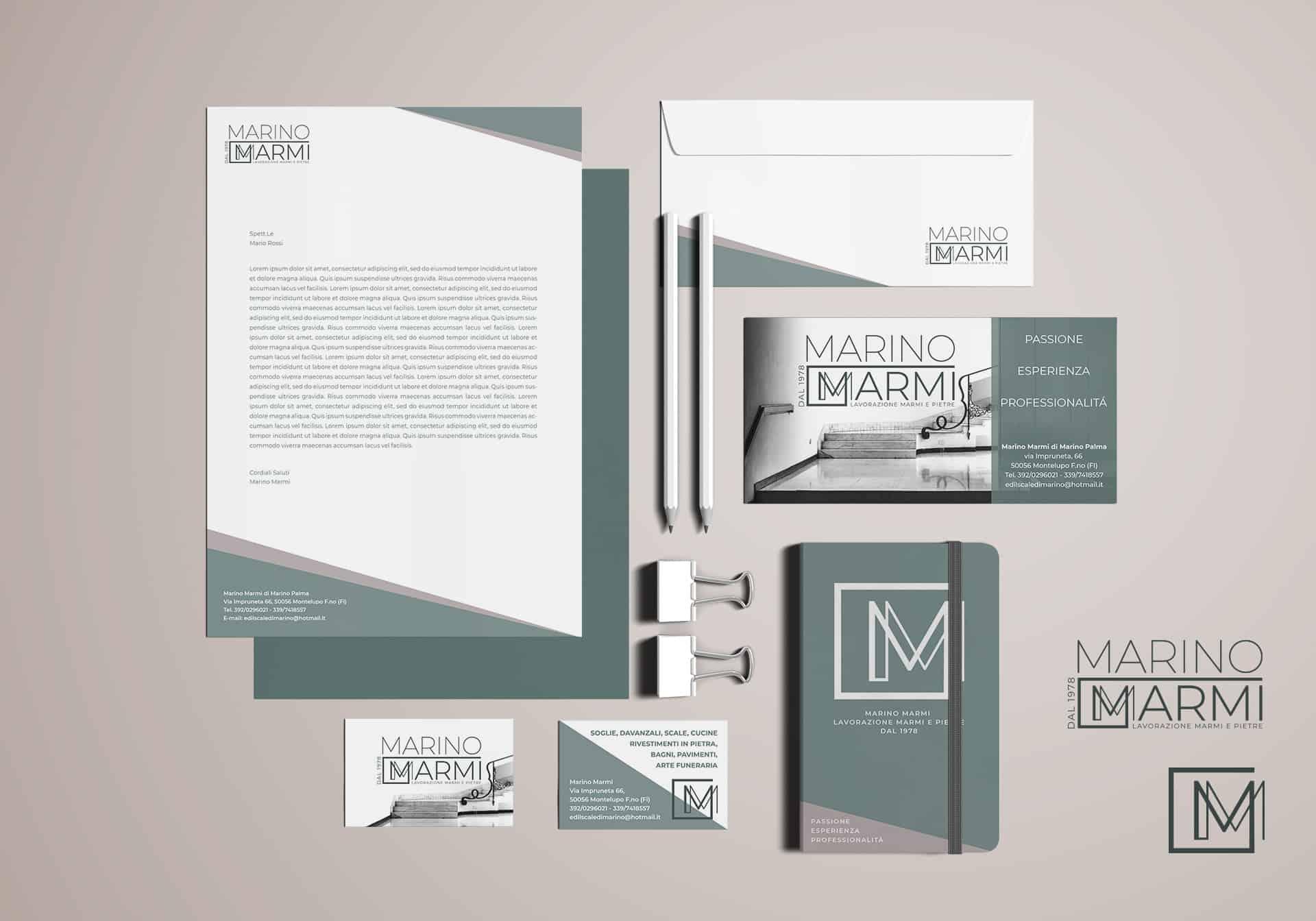 Immagine-coordinata-logotipo-Marino-Marmi